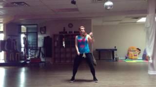 Mueve La Cintura by El Chevo ft. Papayo - Choreography by Catherine Dubois