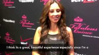 Interview with America Sierra at the My Fabulous Quince Expo 6/30/13