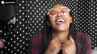 Thotiana Freestyle   #ThotianaChallenge   South African Female Rapper
