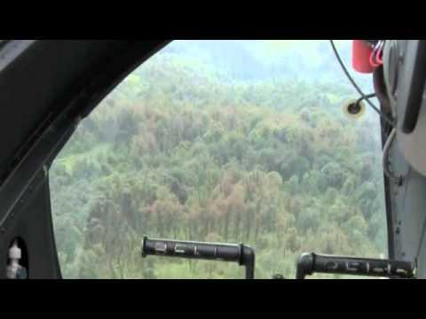 Nepal Monsoon Helicopter Flight to Suketar.m4v