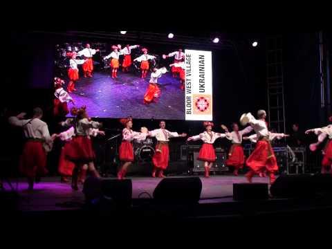 [ Сузір'я ]  Suzirya Ukrainian Dance Theatre (Calgary) @ Toronto Ukrainian Festival 2011
