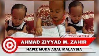 Baru Berusia 2 Tahun, Bocah Ini Hafal 42 Surat Al Quran