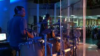 Dedé Figueiredo evento com Fernandinho música hosana
