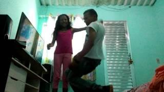 Dançando com Sabrina