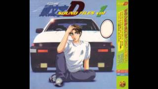 Initial D First Stage Sound Files vol.1 -  Rage Your Dream(Initial D Mix)