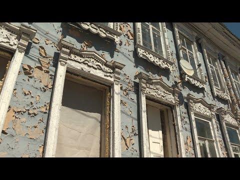 Еще один памятник архитектуры в Уфе постепенно превращается в приют для бездомных