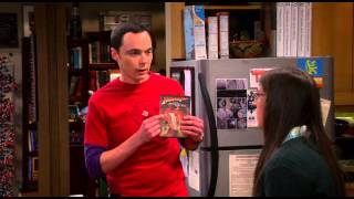 The Big Bang Theory - Amy ruins the Indiana Jones franchise