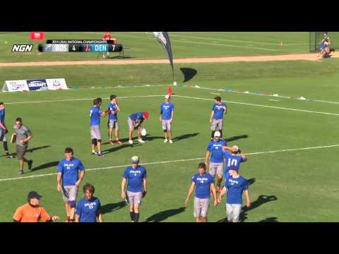 Video Thumbnail: 2014 National Championships, Men's Pool Play: Boston Ironside vs. Denver Johnny Bravo