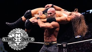 Ciampa goes to insane heights in hunt of gold: NXT TakeOver: Portland (WWE Network Exclusive)