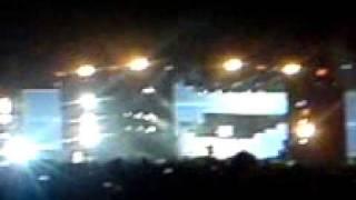 Maxxlair.com en concierto de Black Eyed Peas - Taboo/Juanes - La Paga - Lima 2010