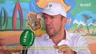 """Lothar Matthäus : """"Les équipes africaines créeront la surprise en Russie"""""""