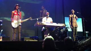 "Brian McKnight Live in Vegas. ""The rest of my life"""