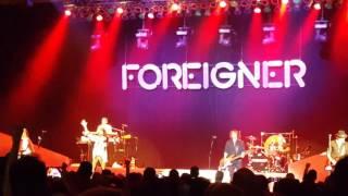 Foreigner in Wichita 2016
