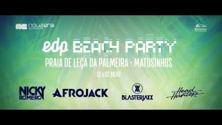 Edp Beach Party 2016 - Fase 1