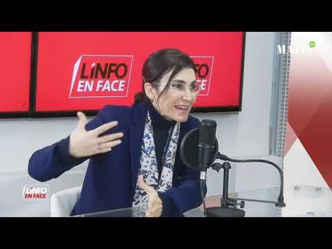 """Video : Yassmine Benamour: """" L'enseignement public et privé sont complémentaires et non concurrentiels"""""""