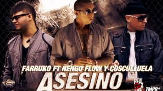 Asesino-Farruko Ft Ñengo Flow y Cosculluela Cover