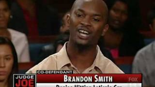 Certified Goon  Judge Joe Brown Gets Cussed The Hell Out! Im Leaving. F ck You