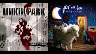 Take Over The Papercut - Fall Out Boy vs Linkin Park (Mashup)