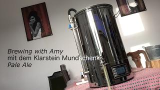 Homebrewing mit dem Klarstein Mundschenk / Brew Monk, Pale Ale. How to brew. Bier brauen.