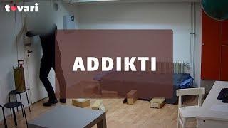 Addikti (Huonepakopeli markkinointivideo)