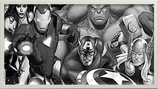 "Abertura ""Marvel super heróis"""