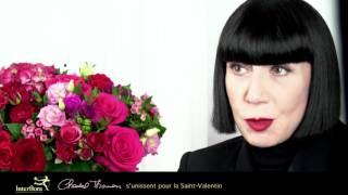 Chantal Thomass & Interflora s'unissent pour la Saint-Valentin