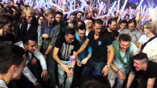 Dimitri Vegas & Like Mike & W&W - Arcade (Live Bringing The Madness 3.0 -19/12/2015)