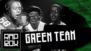 Ep. 6 - Mc Bitrinho part. Flow Mc e Sau Santiago - Green Team