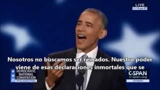 El Anticristo discurso de Barack Obama