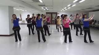 Shout !Shout! - Line Dance