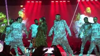 ARIANA GRANDE | Break Free [Live at Barcelona Dangerous Woman World Tour 2017]