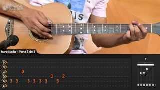Videoaula Por Onde Andei (aula de violão completa)