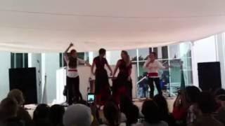Flamencas en el TEC