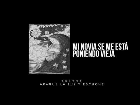 Mi Novia Se Me Esta Poniendo Vieja Ft Carlos Valera de Ricardo Arjona Letra y Video