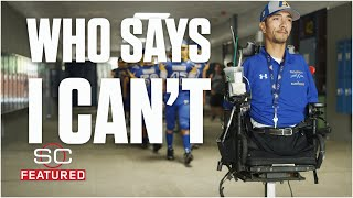 Rob Mendez, football coach without arms or legs, inspires his team | SC Featured