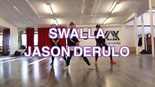 Jason DERULO - SWALLA - PARIS - Choreo by Delphine LEMAITRE