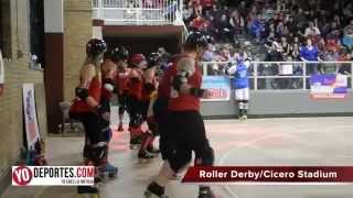 Chicago Red Hots vs  Bruise Brothers