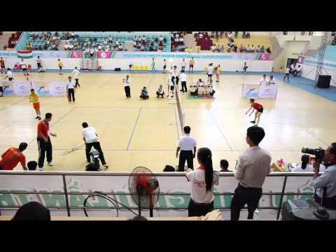 世錦賽   女單決賽   中國 對 越南 - YouTube