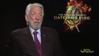 DONALD SUTHERLAND EXPOSES SNOW