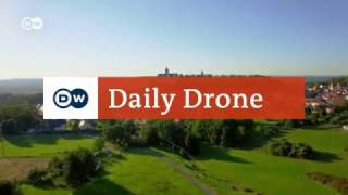 #DailyDrone:Castles in Germany | DW English