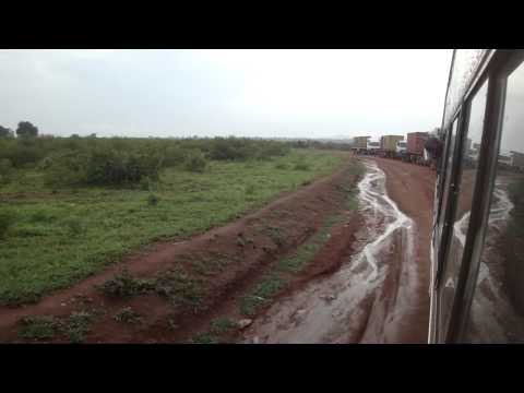 Bus Kampala to Juba Uganda to South Sudan Africa 9