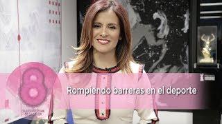 """Adriana Monsalve: """"Hemos roto barreras y estereotipos en el deporte"""""""