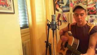 """Calma e sangue freddo"" (Luca Dirisio) - Cover Acustica by Francesco Settesoldi"