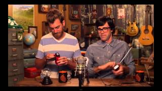 Talking to Nartu and Best Possible Mexican Ending - Rhett & Link (GMM)