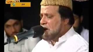 URDU NAAT(Noori Mehfil Pe Chadar)SIDDIQ ISMAIL IN MIRAJ NIGHT QTV.BY Visaal width=