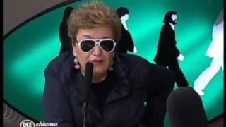 Mara Maionchi da X-Factor a Deejay chiama Italia (Radio Deejay)