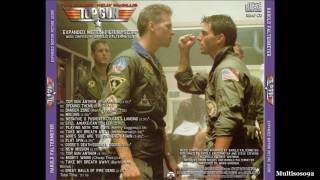 Harold Faltermeyer - Top Gun (Expanded Motion Score) - Goose's Death - Goodbye Goose
