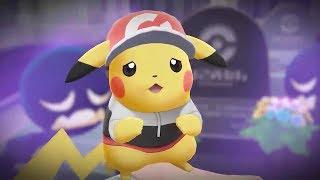 Lavender Town - Pokémon Let's Go, Pikachu! & Let's Go Eevee!