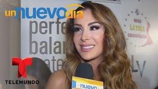¡Ninel Conde y la Banda MX hablan sobre Lupillo Rivera!   Un Nuevo Día   Telemundo