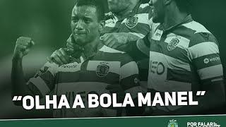"""OLHA A BOLA MANEL"""